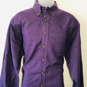 Brooks Brother Men's Shirts Long Sleeve Size L
